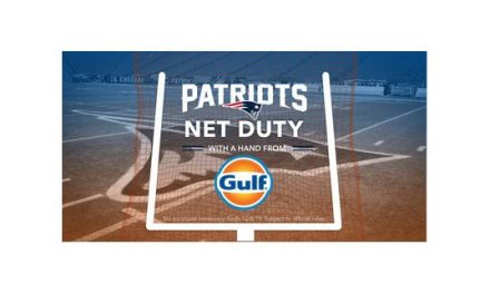 Gulf and New England Patriots Announce New Partnership
