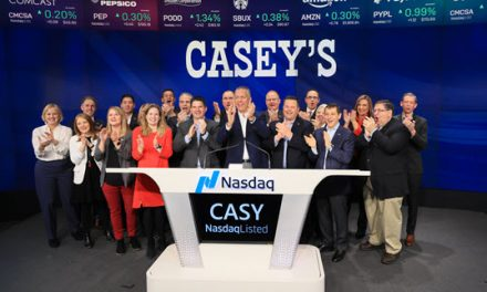 Casey's General Stores Rings Opening Bell at NASDAQ