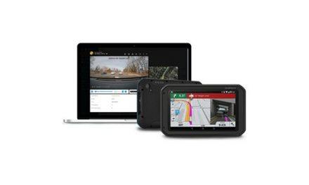 FleetCam® Turns the Garmin® fleet™ 790 Commercial Navigator into a Video Telematics Device