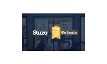 Stuzo Named Top Workplace 2020 by The Philadelphia Inquirer