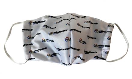 DeanHouston/Exhibit Logistics Producing Reusable Face Masks With Large-Format Digital Printer