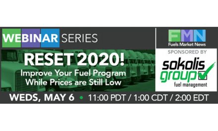 WEBINAR: Reset 2020! Improve Your Fuel Program While Prices are Still Low