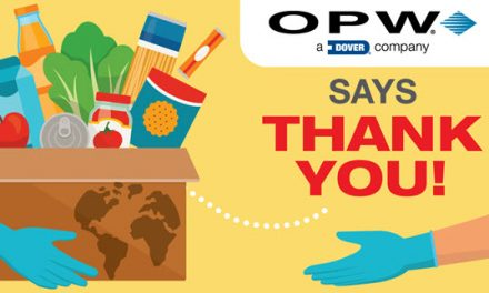 OPW Thanks and Supports Local Foodbanks