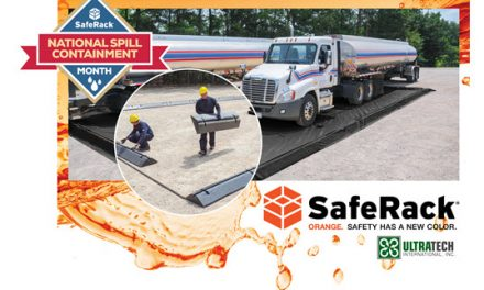 SafeRack and UltraTech Host Spill Prevention Month Promoting Industrial Spill Containment Awareness