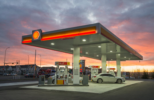 Shell Fuel Rewards Offers Commercial Drivers a Perk