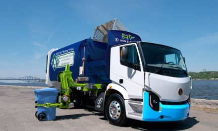 Lion Electric and Boivin Evolution Announce Initial Sales of Lion8 Zero Emission Refuse Trucks to Waste Connections
