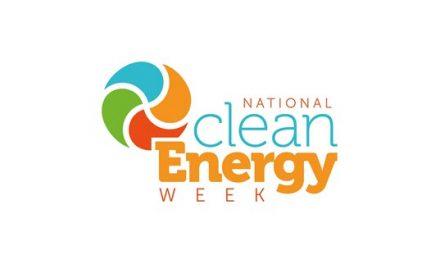 National Clean Energy Week, September 21-25