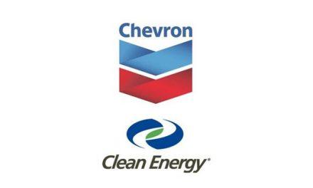 Chevron, Clean Energy Fuels Extend Adopt-a-Port Initiative