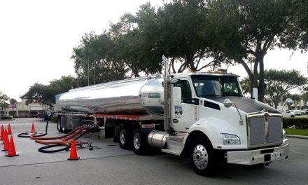 Florida Fuel Hauler Utilizes Fleet of Kenworth T880s for On-Time Deliveries