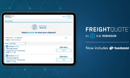 Freightquote by C.H. Robinson Adds New Features