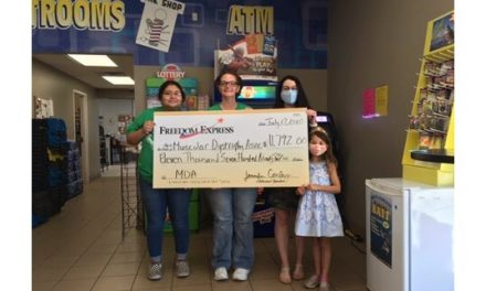 CITGO® Marketer Freedom Oil Raises Donations for National and Local Charities