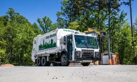 Mack® LR Electric to Begin Production in 2021