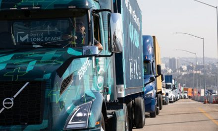 Volvo Trucks Awarded $21.7M from U.S. EPA and South Coast AQMD to Deploy 70 Class 8 VNR Electric Zero-Emission Trucks