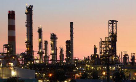 EIA: U.S. Refinery Runs Remain Lower Than the Five-Year Range