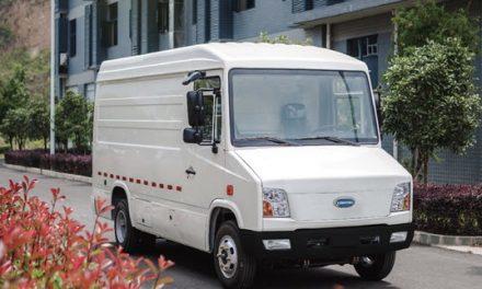 Cenntro Automotive Unveils Class 4 All-Electric Commercial Vehicle