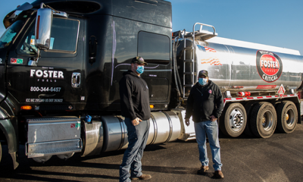 Foster Fuels Provides Texas Relief
