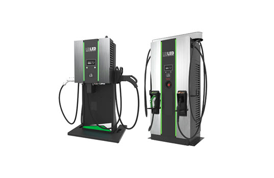 US LED Announces TurboEVC™ Ultra-Fast DC Charging Stations