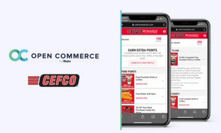 CEFCO Rewards Powered by Stuzo's Open Commerce Platform