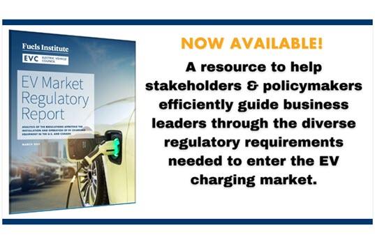 EV Market Regulatory Report
