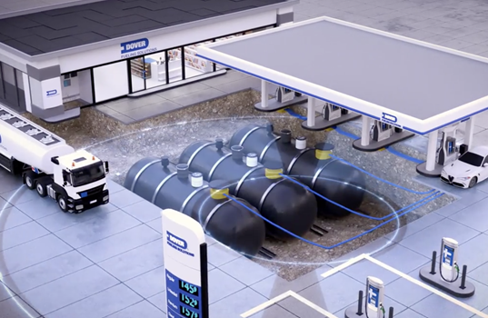 Dover Fueling Solutions Announces DX Wetstock