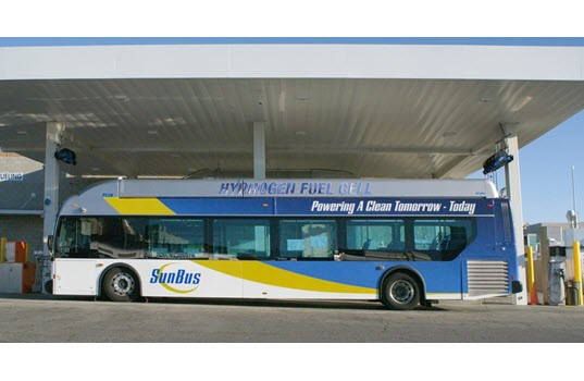 SoCalGas and SunLine Transit to Reduce Cost of Hydrogen Production