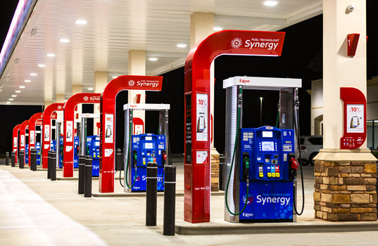 """ExxonMobil Reaches Milestone of 10,000 """"Synergized"""" Sites"""