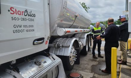 Star Oilco Delivers Sustainable Fuels to Oregon Using Optimus Technologies' Vector System