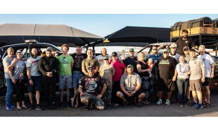 Hot Shot's Secret Donates Funds to Battle Scarred Motorsports