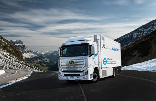 Hydrogen Fuel Cell Truck Market Poised for Rapid Growth, says Information Trends