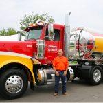 Pilot Company Surprises 40-Year Driver With Custom Peterbilt Truck