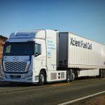 Hyundai's XCIENT Fuel Cell Hitting California