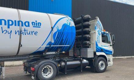 Hyzon Motors Unveils New Hydrogen Storage System
