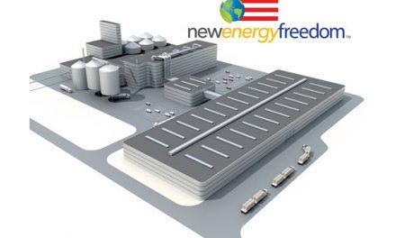 New Energy Freedom Biomass Refinery