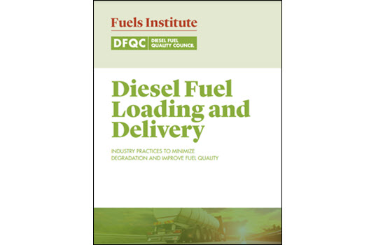 NEW Fuels Institute Diesel Fuel Quality Council Report