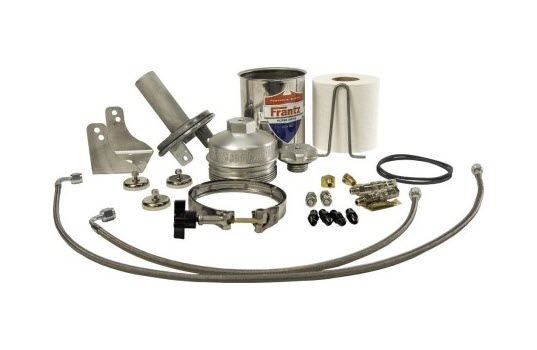 Frantz Filters Expands Product Line With Diesel Bypass Oil Filter Kits