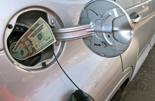 Pre-Labor Day Gasoline Prices Highest Since 2014