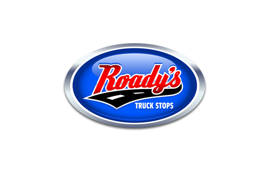 TruckPark Partners with Roady's Truck Stops