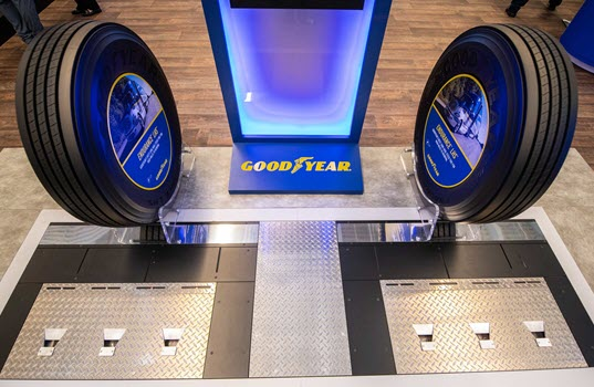 Goodyear Launches New Automated Tire Inspection Technology