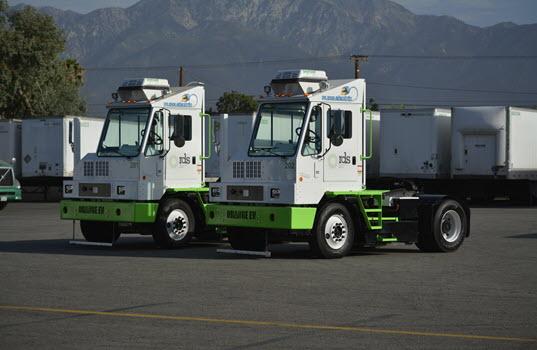 RDS Logistics Group Deploys Electric Fleet