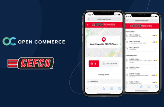 CEFCO and Stuzo Launch First-Ever Web Pay at Pump Capability