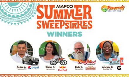 MAPCO Announces Grand Prize Winners of Summer Sweepstakes