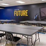 Penske Truck Leasing Dedicates Classroom at Lincoln Tech