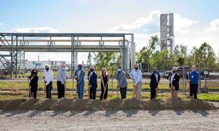 REG Breaks Ground on Geismar, Louisiana Renewable Diesel Expansion