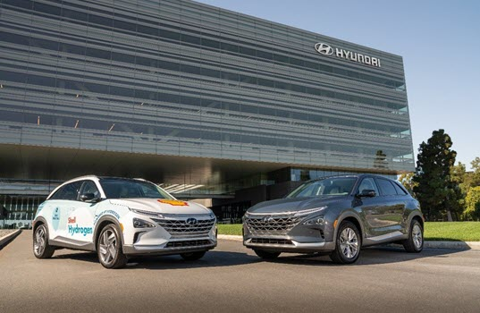 Hyundai/Shell Agreement for Hydrogen Infrastructure Development