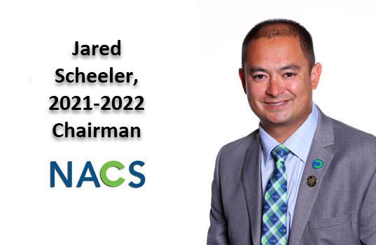 Scheeler Leads NACS Board of Directors, Executive Committee
