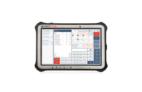 Petrosoft Introduces Its SmartPOS Tablet Edition at NACS 2021